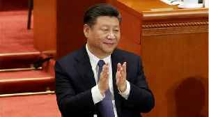 News video: China Will Let Xi Stay President Indefinitely