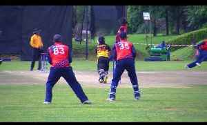 News video: Watch video Highlights of NETHERLANDS v PAPUA NEW GUINEA ICCWCQ 2018 - Cricket World TV