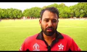 News video: WATCH: Video Highlights of Zimbabwe v Hong Kong: ICC World Cup Qualifier - Cricket World TV