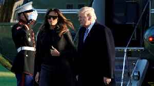 News video: Melania Trump's Life Is 'Not Easy' Amid Trump's Sex Scandal