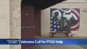 News video: Local Veterans React To Veterans Home Of California Yountville Shooting
