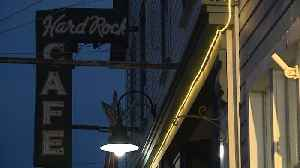 News video: Original Hard Rock Cafe Looking for Someone to Run it
