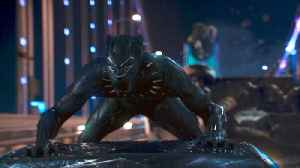 News video: 'Black Panther' Becomes Highest Grossing Solo Superhero Movie Domestically