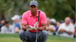 News video: Tiger Woods Almost Forces A Playoff