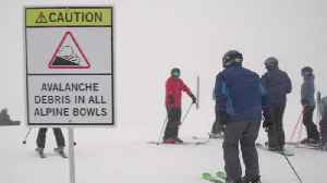 News video: How Whistler's ski patrol keeps avalanches at bay