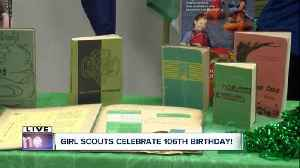 News video: Girl Scouts of WNY celebrating 106th birthday of the organization