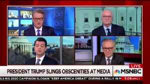News video: MSNBC's Joe Scarborough Brazenly Compares Trump To Mussolini