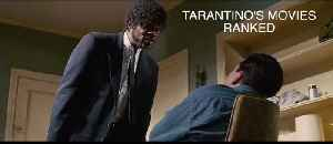 News video: Which Quentin Tarantino movie is best? All 9 ranked from worst to best