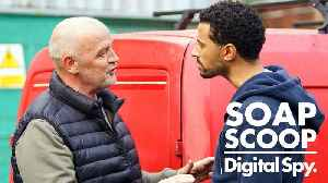 News video: Soap Scoop! Coronation Street - Luke decides to report Phelan to the police (Week 1)