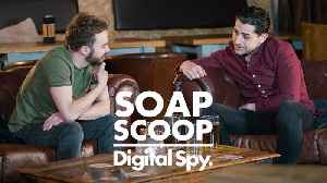 News video: Soap Scoop! Coronation Street - David is raped by Josh (Week 11)