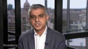 News video: London Mayor Khan on Aramco IPO, Investing in London, Online Abuse