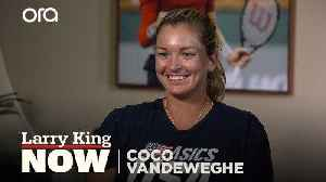 News video: Tennis star CoCo Vandeweghe on her growth as a player