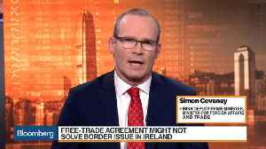 News video: Ireland Deputy Prime Minister on Trade With China, Brexit Negotiations