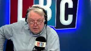 News video: Nick Ferrari: Why Are BBC Ignoring Telford Abuse Story?