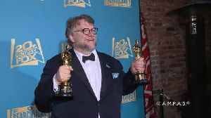 News video: Guillermo del Toro holds masterclass, opens theatre and announces scholarship at hometown Film festival