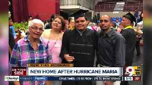 News video: 'God wanted us to be here': How a family from Puerto Rico made it to Cincinnati after Maria