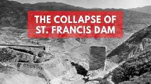 News video: St. Francis Dam Collapse: One Of The Worst Engineering Disasters In U.S. History