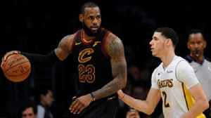 News video: Nick Wright reacts to LeBron's Cavs losing to Lonzo's Lakers