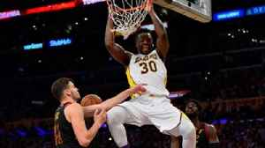 News video: Shannon Sharpe reacts to Julius Randle's career night in Lakers win over LeBron's Cavaliers