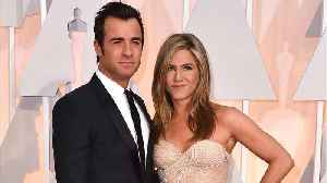 News video: Jennifer Aniston Parties For First Time After Split With Theroux