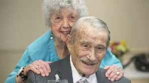 News video: Montreal centenarians share the secret to long life
