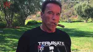 News video: Schwarzenegger to Sue Big Oil for 'Killing People'