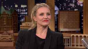 News video: Cameron Diaz Has Retired From Acting, Says Selma Blair