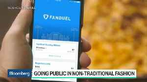 News video: FanDuel Said to Explore Unusual Route to Going Public