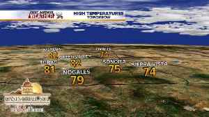 News video: Chief Meteorologist Erin Chrisiansen's KGUN 9 Forecast Monday, March 12, 2018