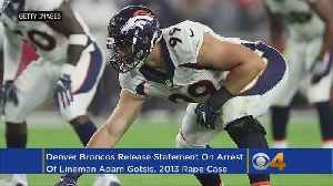 Broncos Release Statement After Arrest Of Defensive Lineman Gotsis [Video]