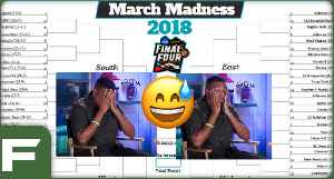 News video: Fumble's March Madness Bracket Breakdown 2018: Join The Madness!