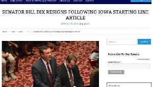 News video: Iowa Republican Resigns Amid Cheating Scandal