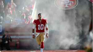 News video: 49ers' Trade For Jimmy Garoppolo Pays Off With Sherman Signing