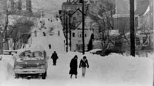 News video: Another Winter Storm About To Slam East Coast With Snow