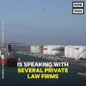 News video: Arnold Schwarzenegger Is Leading A Coalition To Sue The Oil Companies