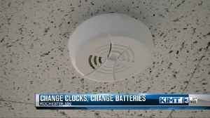 News video: Using Daylight Saving Time to prevent fires