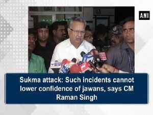 News video: Sukma attack: Such incidents cannot lower confidence of jawans, says CM Raman Singh