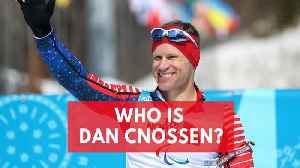 Who is Dan Cnossen? Barack Obama congratulates paralympian who overcame extreme odds to win gold [Video]