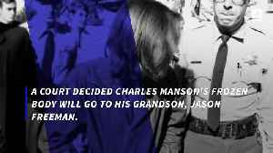 News video: Charles Manson's Grandson Wins Battle For His Corpse