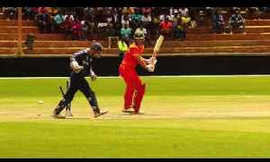 News video: Match Highlights Zimbabwe v Scotland | ICC World Cup Qualifier 2018