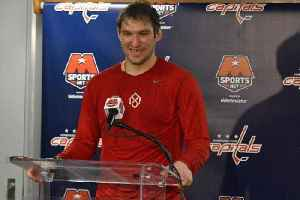 News video: Alex Ovechkin reaches 600-goal milestone