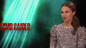 News video: Box Office Predictions For 'Tomb Raider'