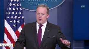 News video: Internet Mocks Spicer Over Tweet About How Well Tillerson 'Severed' The Country