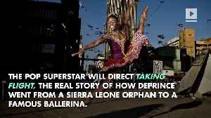 News video: Madonna to Direct Film About Famous Ballerina Michaela DePrince