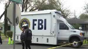 News video: Identities Of Victims Of Texas Parcel Bomb Revealed
