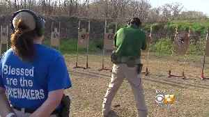 News video: Texas Teachers Spent Their Day Off at the Gun Range - To Learn About Firearms and Active Shooters