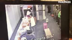 News video: Airport Security Caught Stealing From Handbag