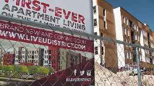 News video: Troubled UNLV housing project faces new delay and court battle