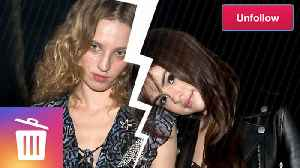 News video: Selena Gomez Just Unfollowed Her BFF Petra Collins: Was It Because Of Justin Bieber!?