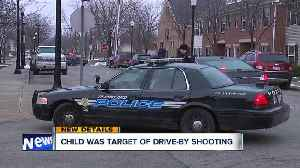 News video: 5-year-old girl, 16-year-old boy shot in Cleveland's Midtown neighborhood